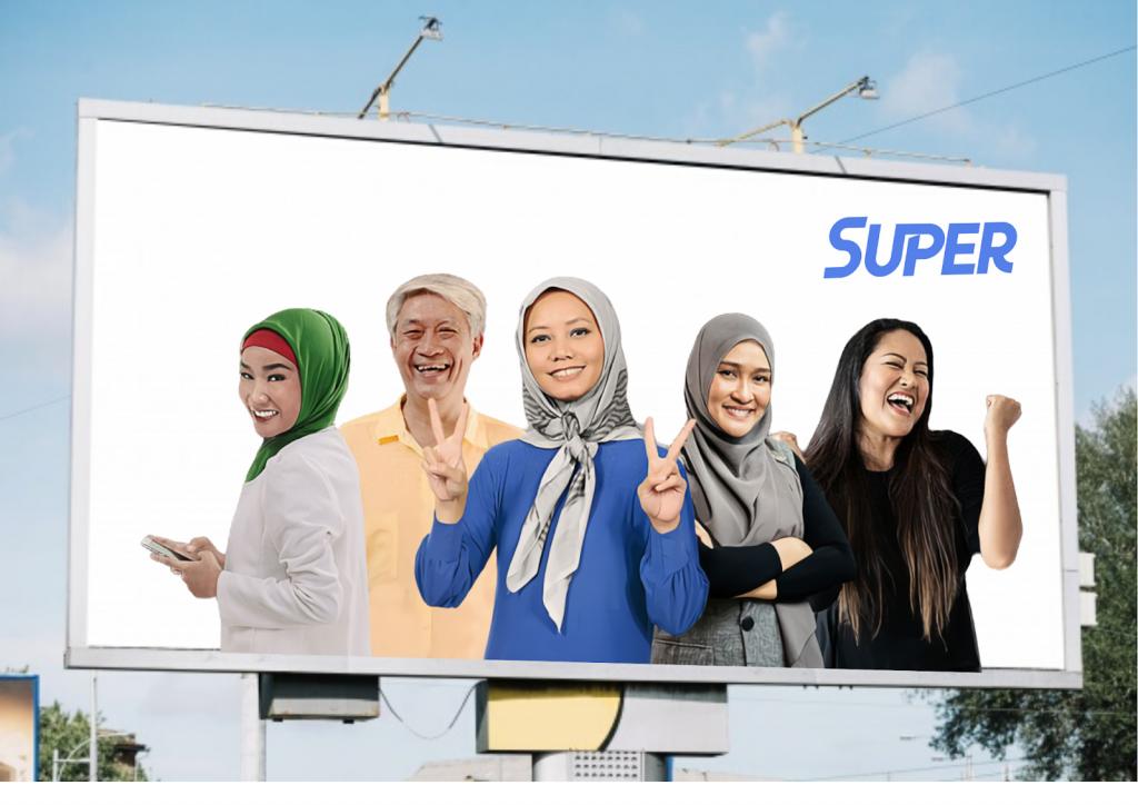 Super Center Bantu Sedulur Super Memajukan Toko Kelontong