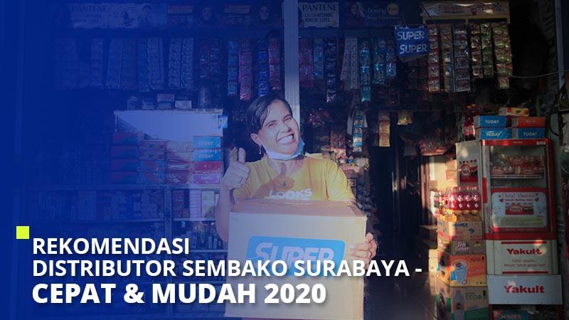 Rekomendasi Distributor Sembako Surabaya – Murah & Gratis Ongkir