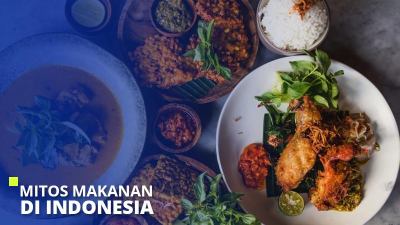 Mitos Makan di Indonesia