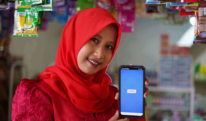 11.   Belanja di Aplikasi Super untuk Keperluan Bisnis Kuliner