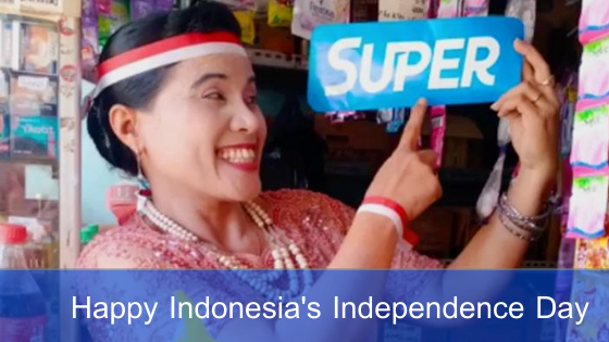 Aplikasi Super for 75th Indonesia's Independence Day