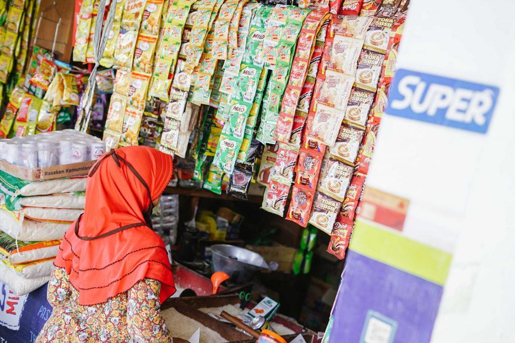 Modal Listrik dan Air untuk Toko Sembako