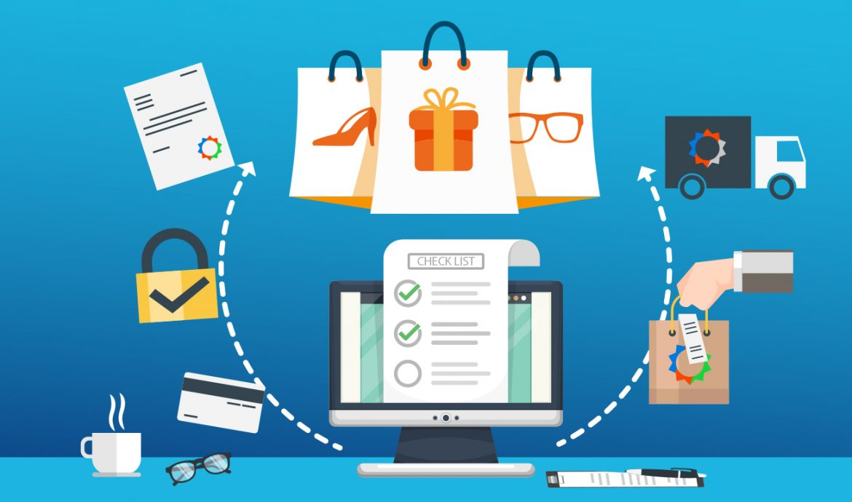 Melalui E-Commerce