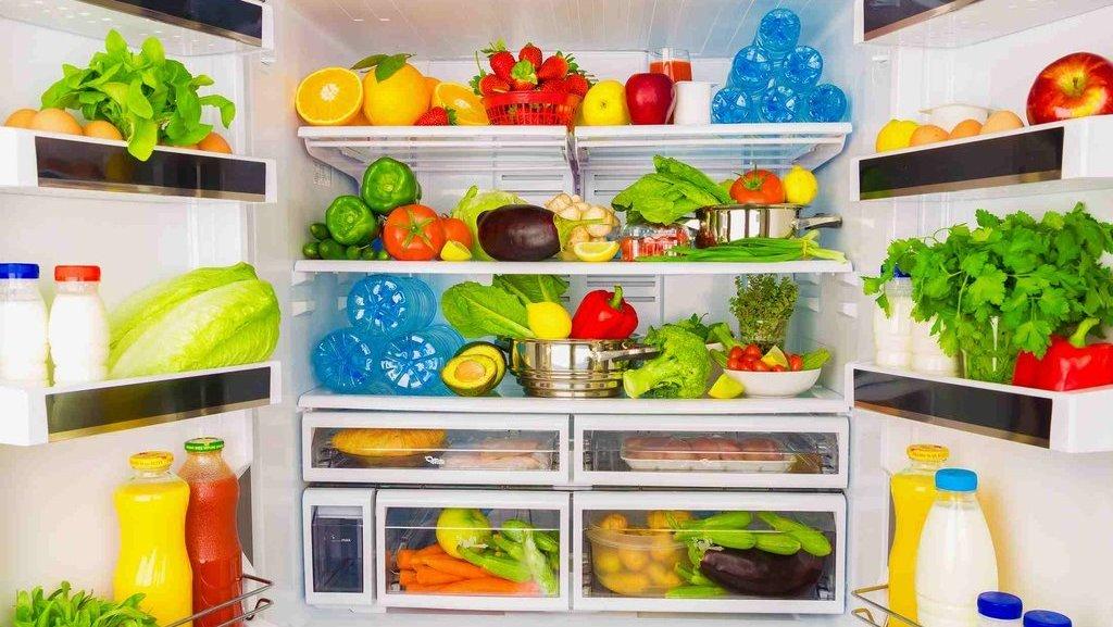 Simpan Sembako dan Keperluan Dapur dengan Baik