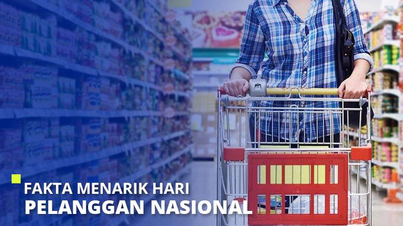 Fakta Menarik Hari Pelanggan Nasional