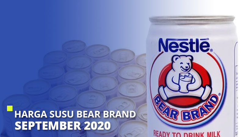 Harga Susu Bear Brand Maret 2021 Super