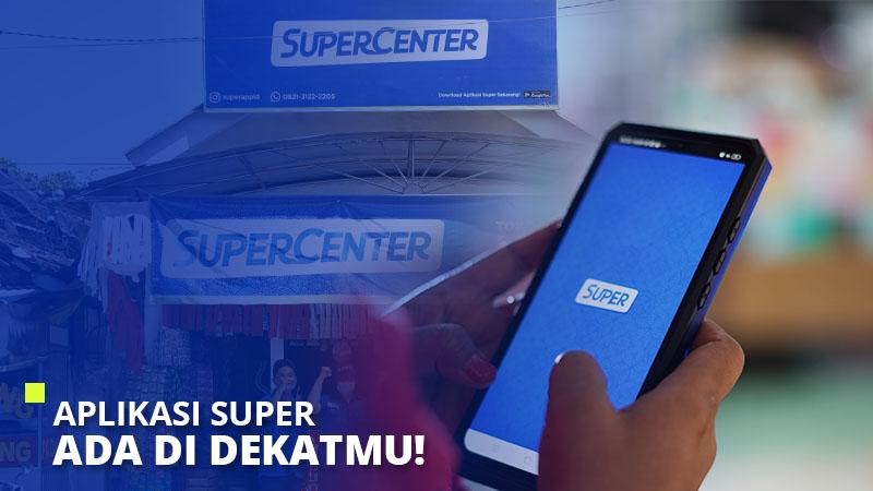 Aplikasi Super Ada di Dekatmu