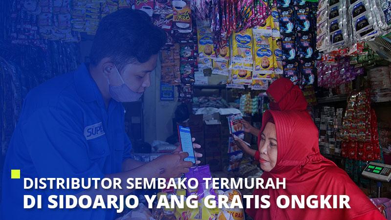 Distributor Sembako Termurah di Sidoarjo Yang Gratis Ongkir