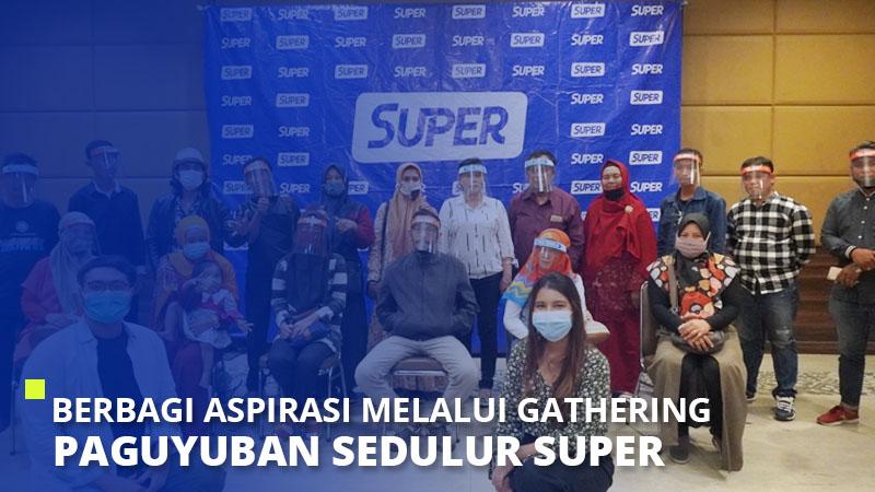 Press Release: Berbagi Aspirasi Melalui Gathering Paguyuban Sedulur Super