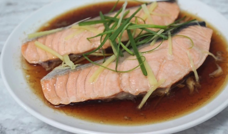resep ikan salmon spesial   memasak  benar super Resepi Ikan Goreng Wijen Enak dan Mudah