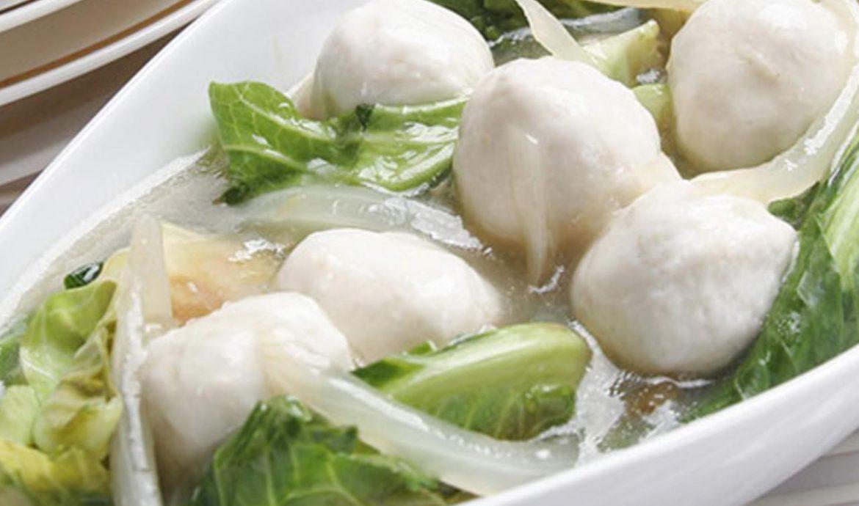Sup Bakso Ikan