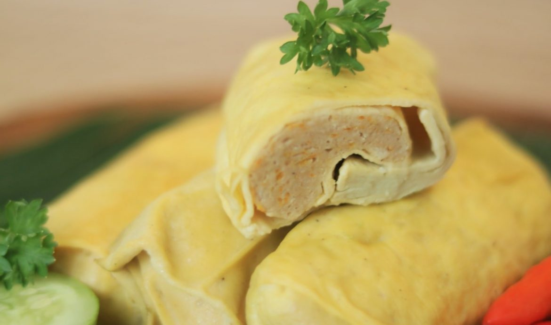 Sosis Ayam Sayur