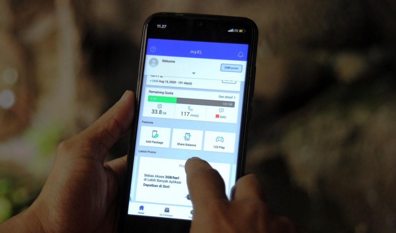 Cek Pulsa Menggunakan Aplikasi MyXL