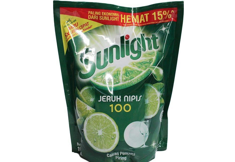 Sunlight Jeruk Nipis
