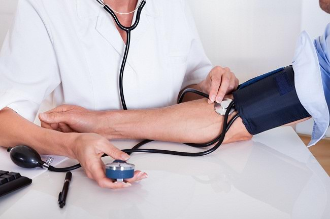 Menjaga Tekanan Darah