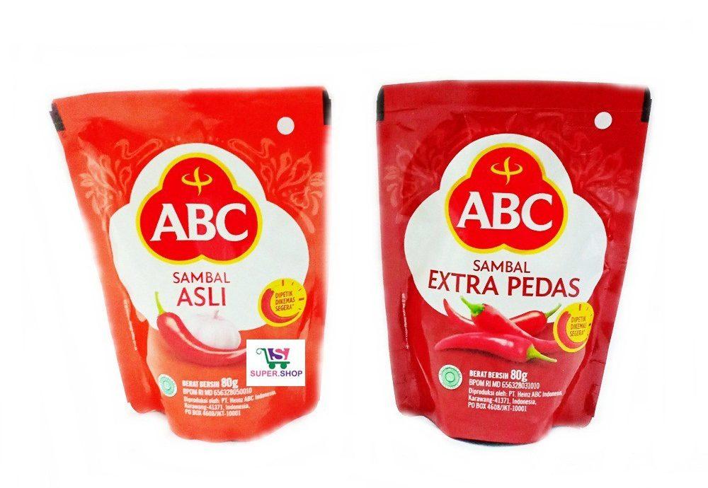 Saus Sambal Asli ABC