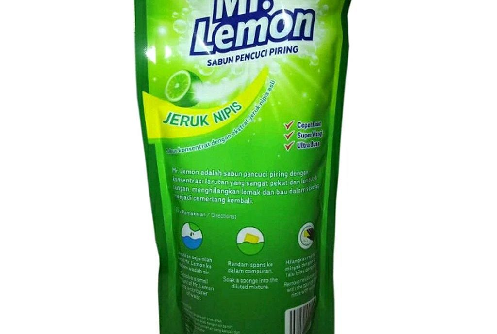 Mr. Lemon Sabun Pencuci Piring