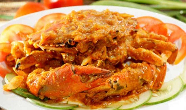 Kepiting Saus Tiram Bumbu Padang