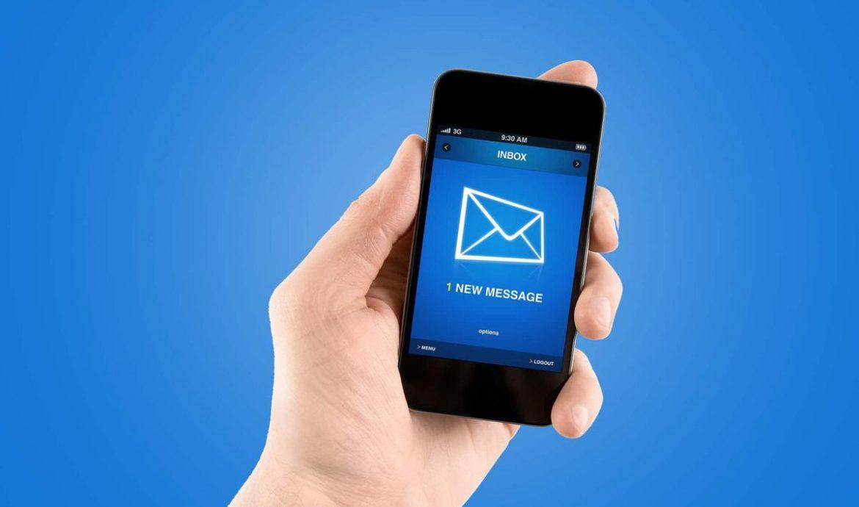 Melalui SMS Getaway