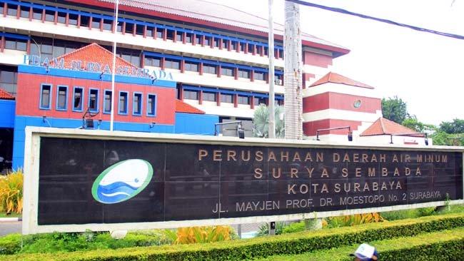 Mendatangi Kantor PDAM Surabaya