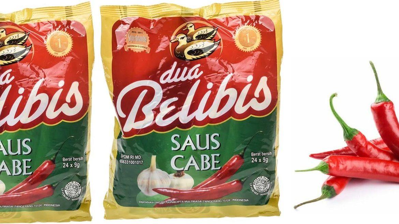 Saus Cabe Dua Belibis