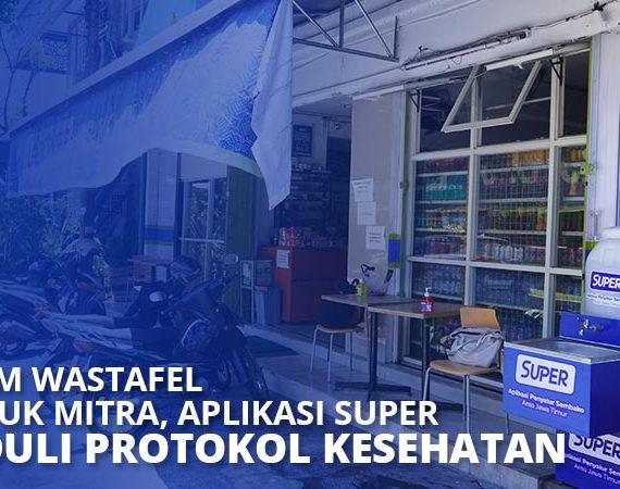 wastafel aplikasi super