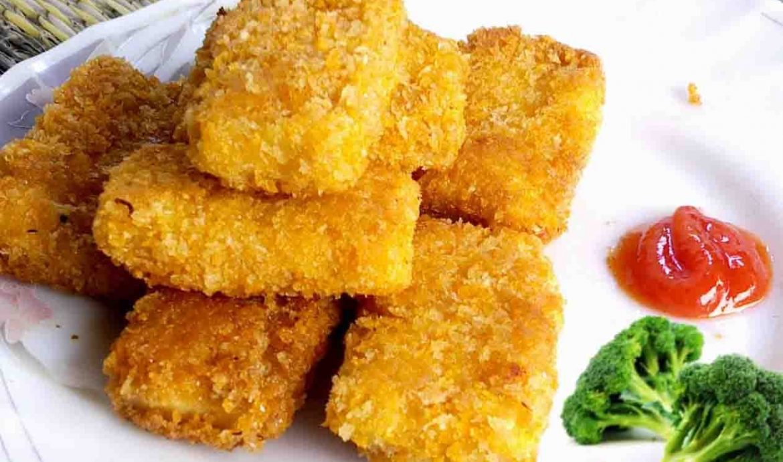 1.   Nugget Wortel Brokoli Ayam
