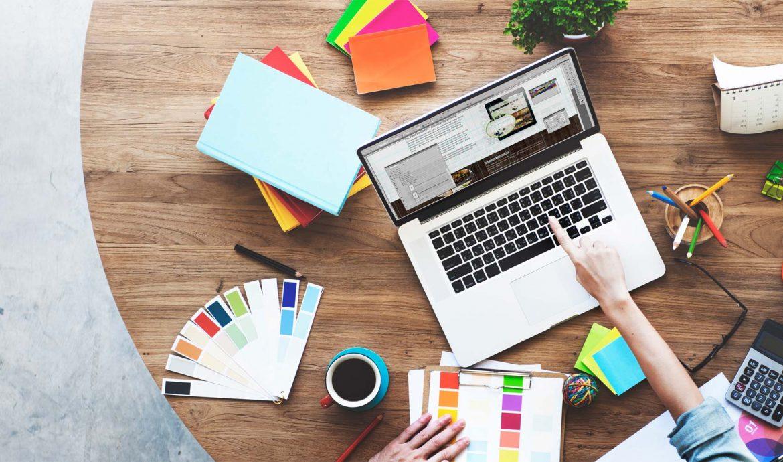 1. Membuat Website
