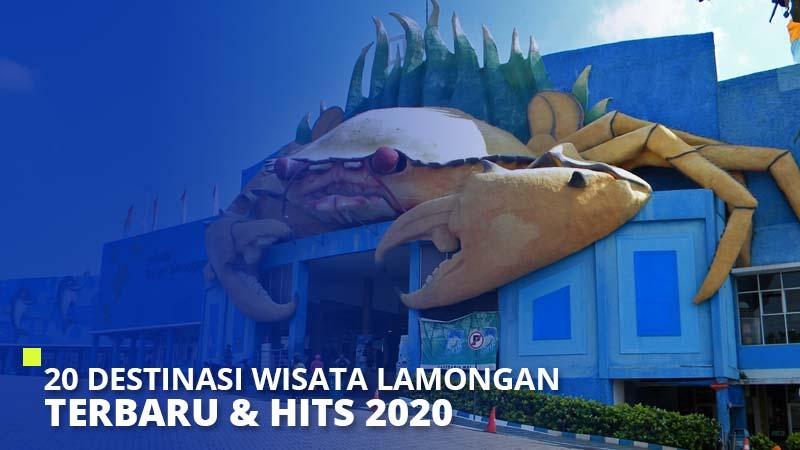 20 Destinasi Wisata Lamongan Terbaru & Hits 2021