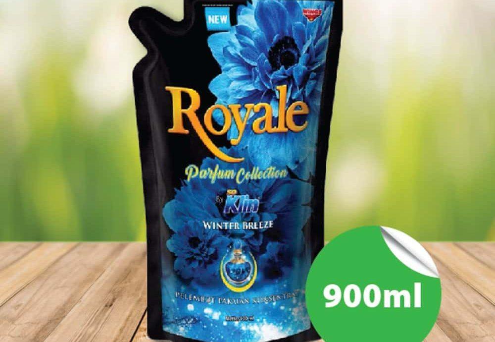 12.   So Klin Royale Perfume Collection