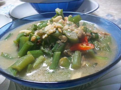 Sayur Lodeh Lompong