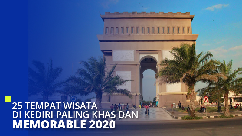 25 Tempat Wisata di Kediri Paling Khas dan Memorable 2021