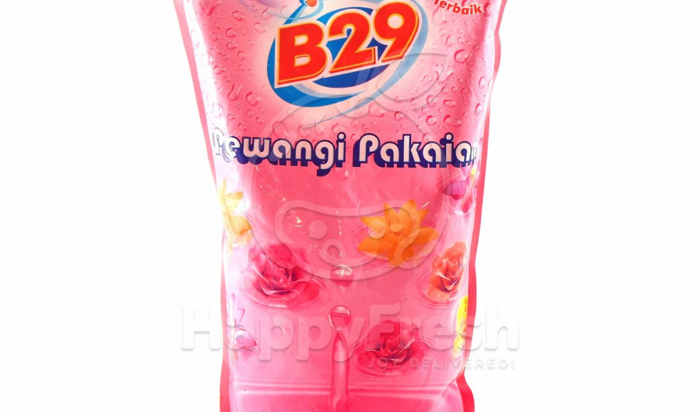 3.   B29 Fabric Care
