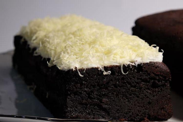 3.       Brownies Coklat Keju