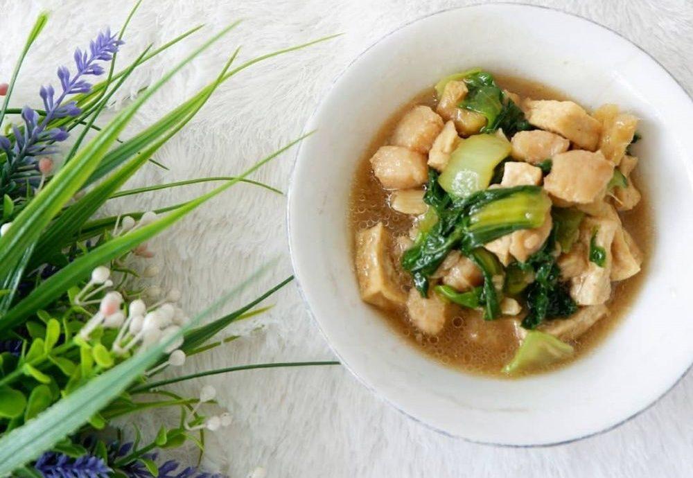 resep ikan dori rumahan mudah enak  nagih super Resepi Tahu Kering Masak Air Enak dan Mudah
