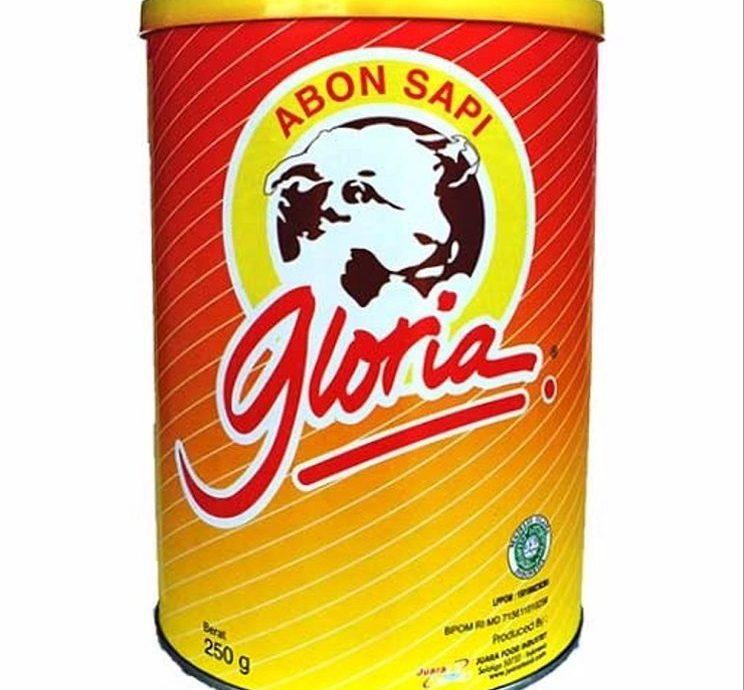 Abon Sapi Gloria