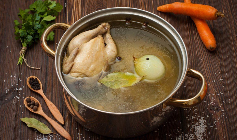 Kaldu Ayam Organik