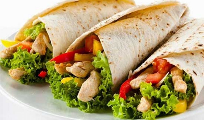6.   Kebab Sayur