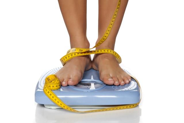 8.   Menurunkan Berat Badan