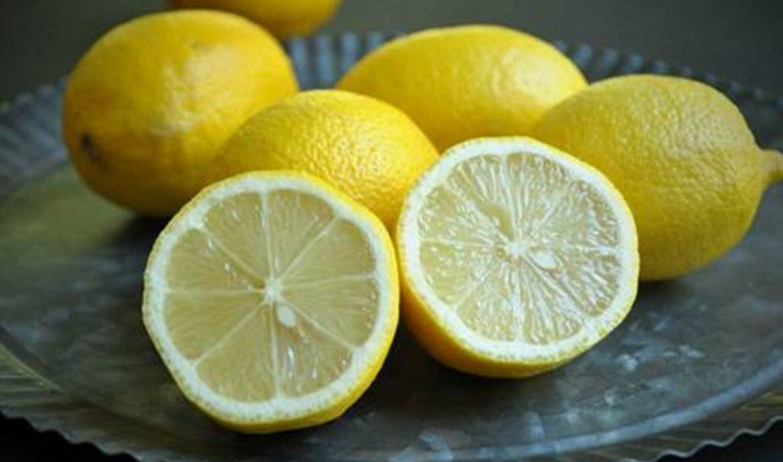 8.   Buah Lemon