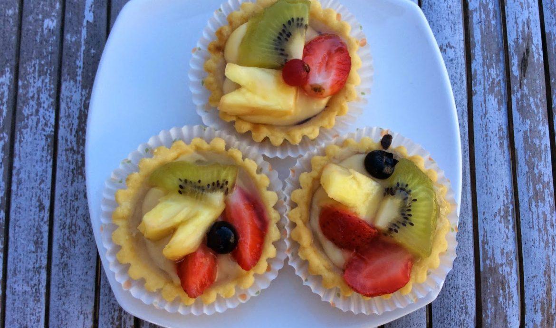 Pie Susu Buah