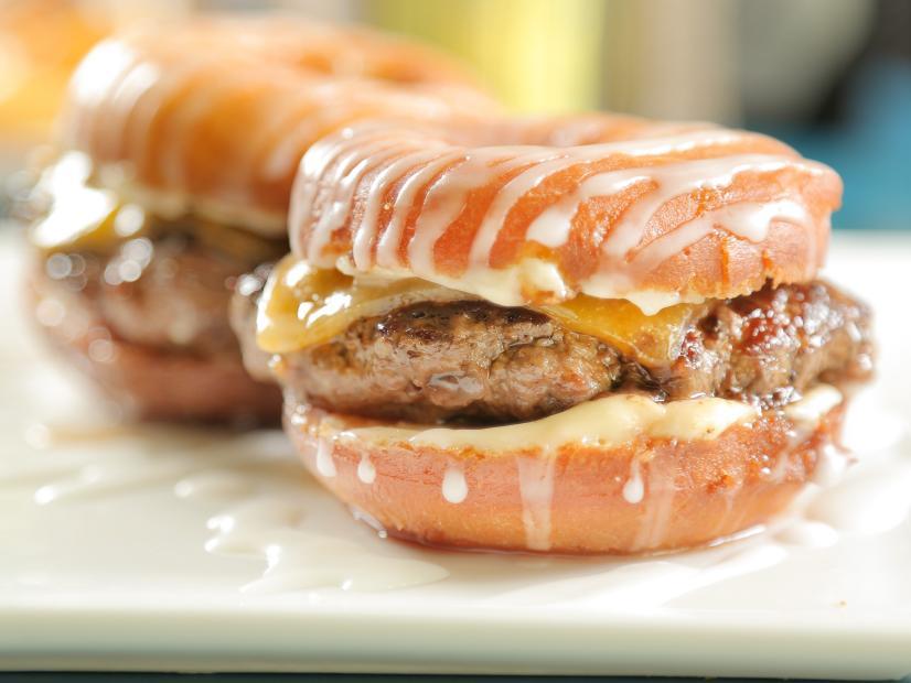 Burger Donat