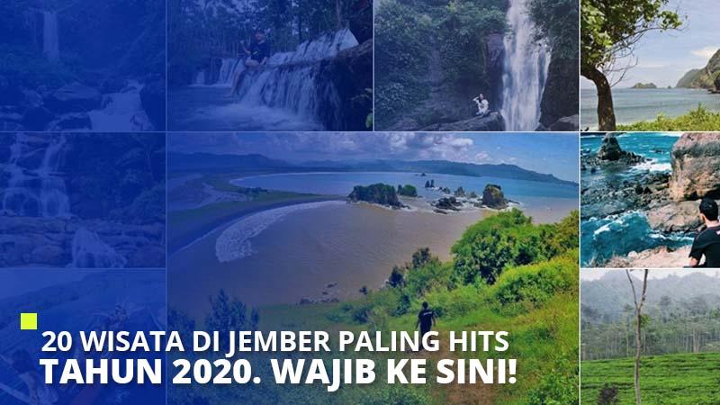 20 Wisata di Jember Paling Hits Tahun 2021. Wajib Ke Sini!