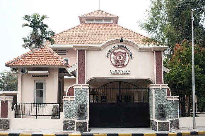 1.   Memiliki Nama Resmi Museum Kesehatan Dr. Adhyatma MPH