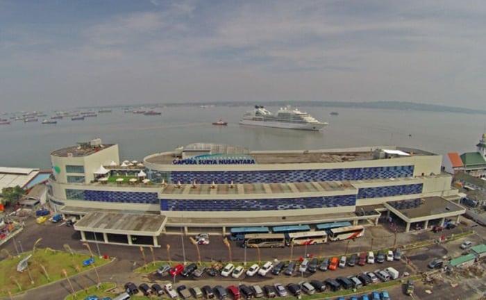 1.   Alamat Surabaya North Quay