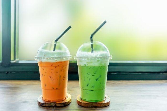 1.   Es Thai Tea