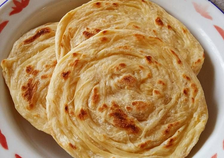 1.   Roti Maryam Sederhana