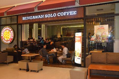 1.   Bengawan Solo Coffee