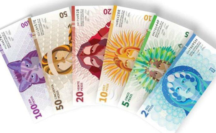 9.   Voucher dengan Desain Mata Uang
