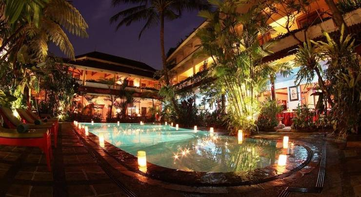 10.   Hotel Tugu Malang
